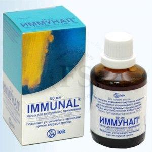 Капли для повышения иммунитета