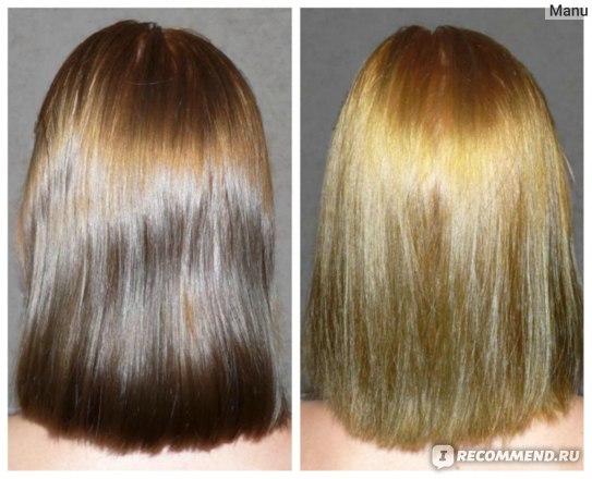 удаления краски с волос народными средствами