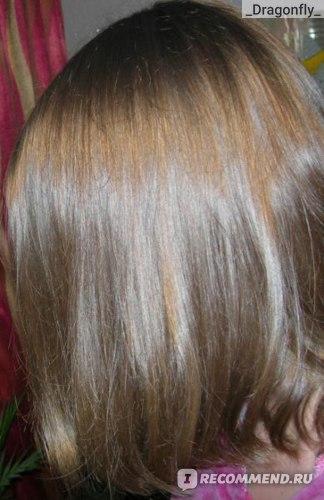 Цвет волос гарньер