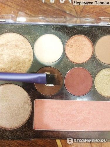 Кисть для макияжа Valori для бровей