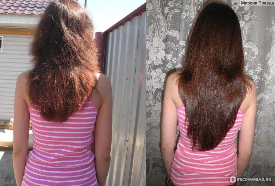 Средства для укрепления волос несмываемый