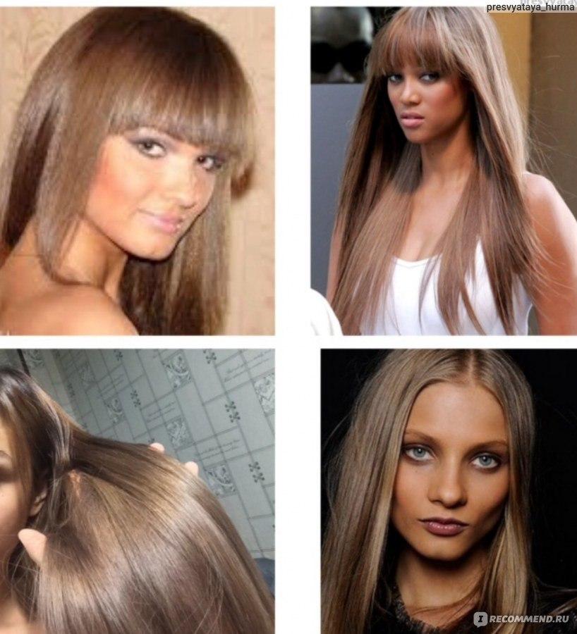 Как сделать цвет волос на один тон светлее 459