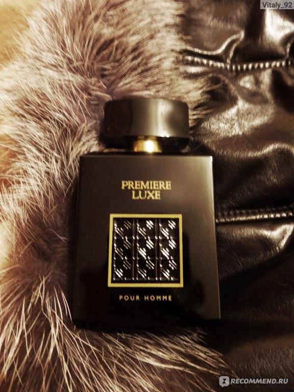 Premiere luxe pour homme лосьон для тела эйвон цена