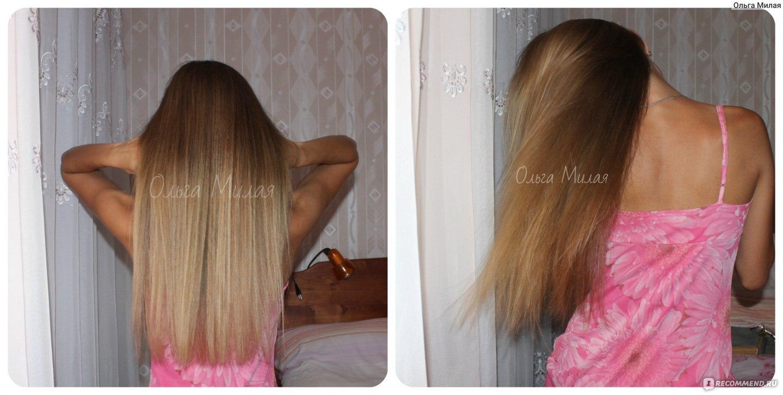 Шелковистые и мягкие волосы в домашних условиях