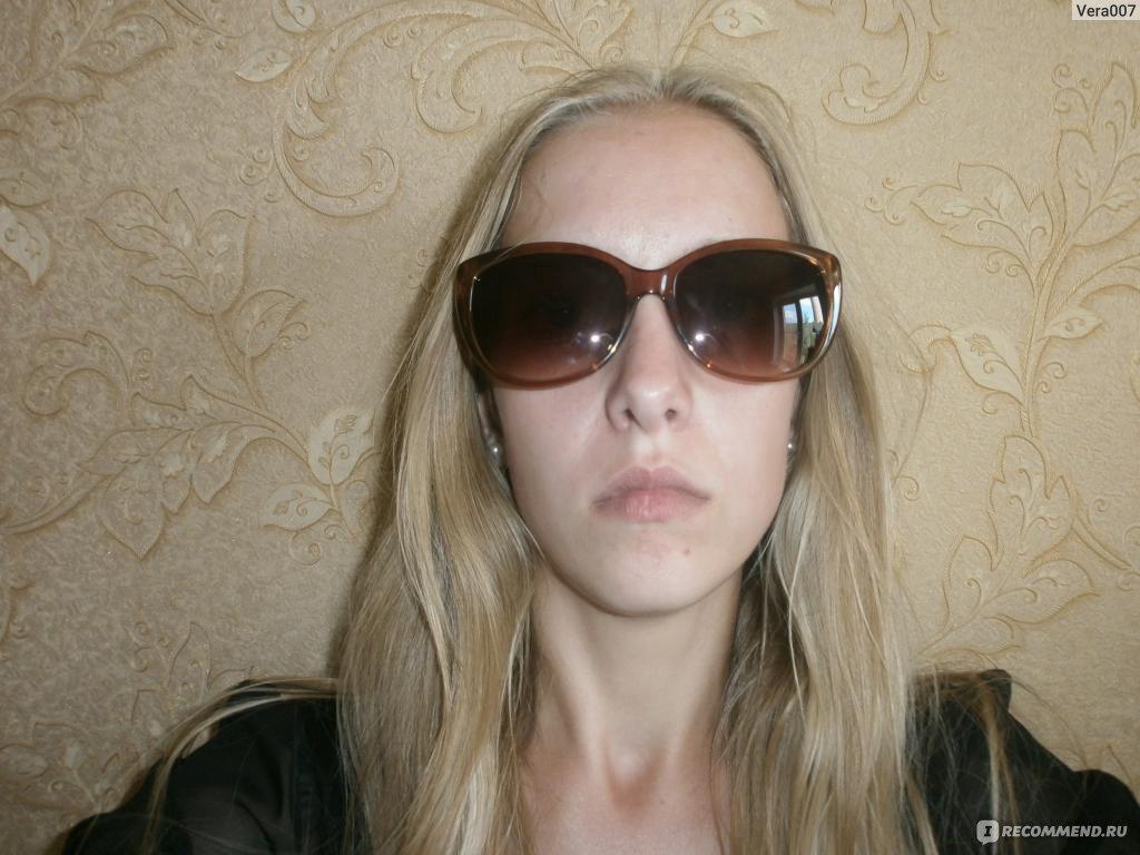 Модные солнцезащитные очки для женщин фото