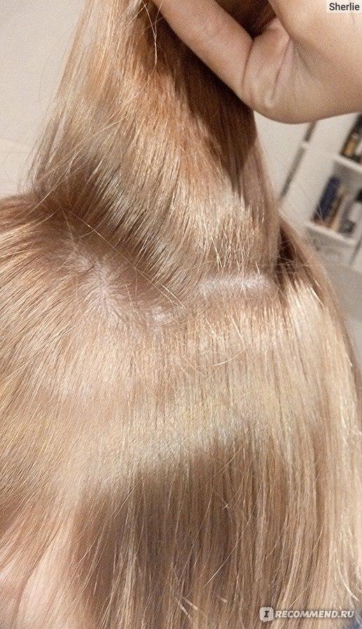 Как сделать блонд