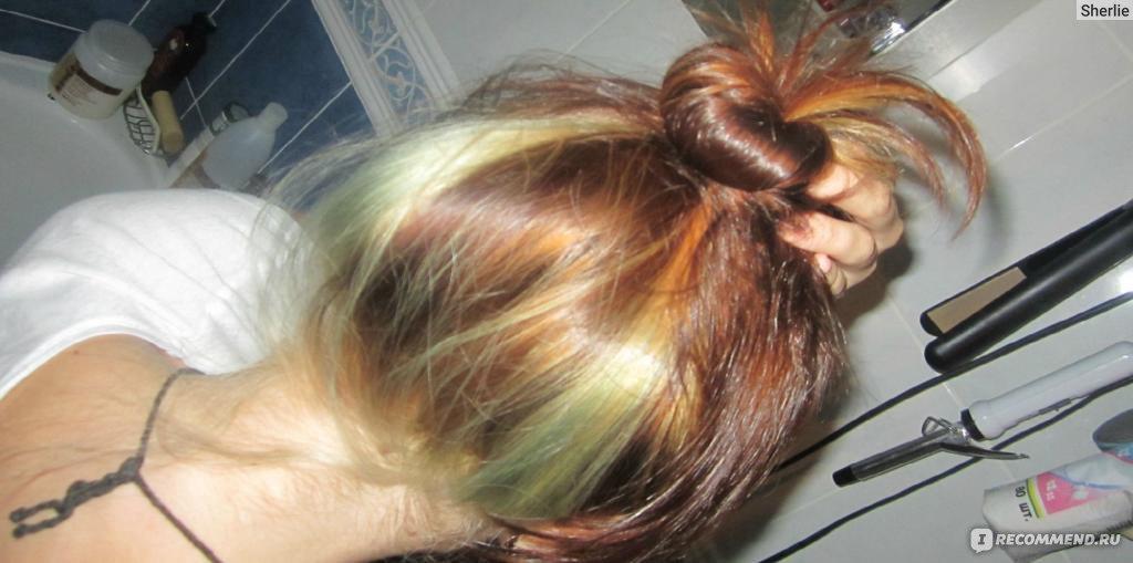 Как покрасит волосы в домашних условиях супрой