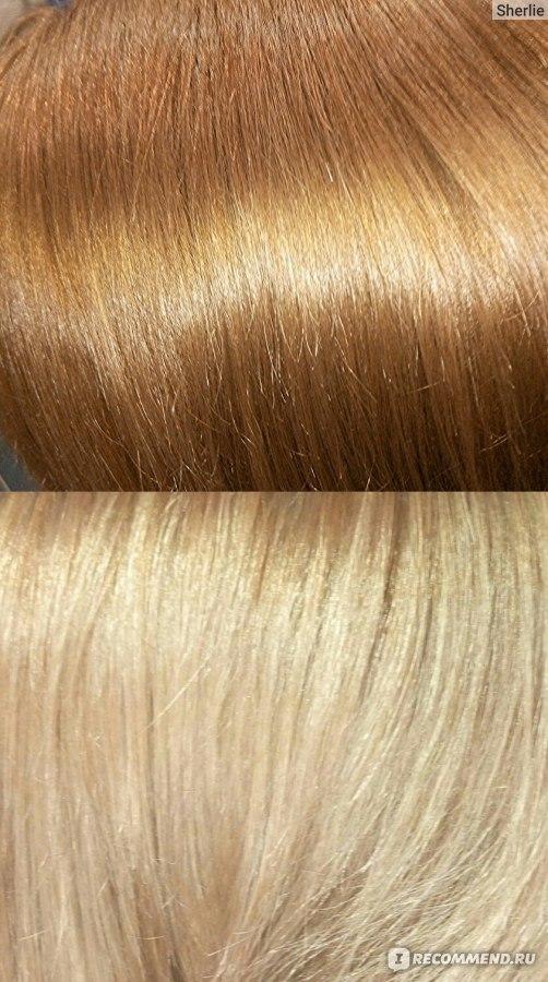 Как сделать смывку волос в домашних фото 778