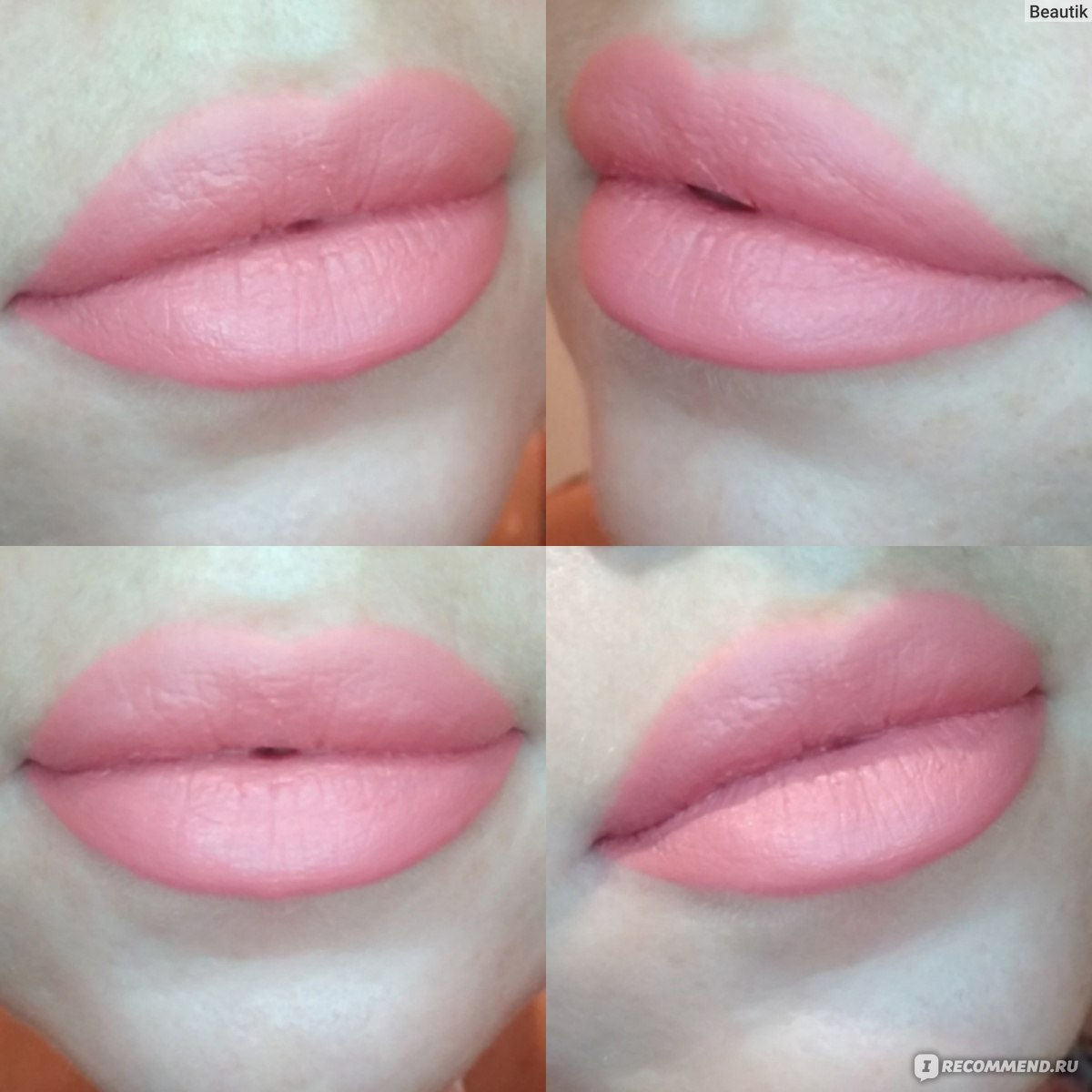 жидкая матовая помада Flormar Pretty Matte Liquid Lipstick Pretty