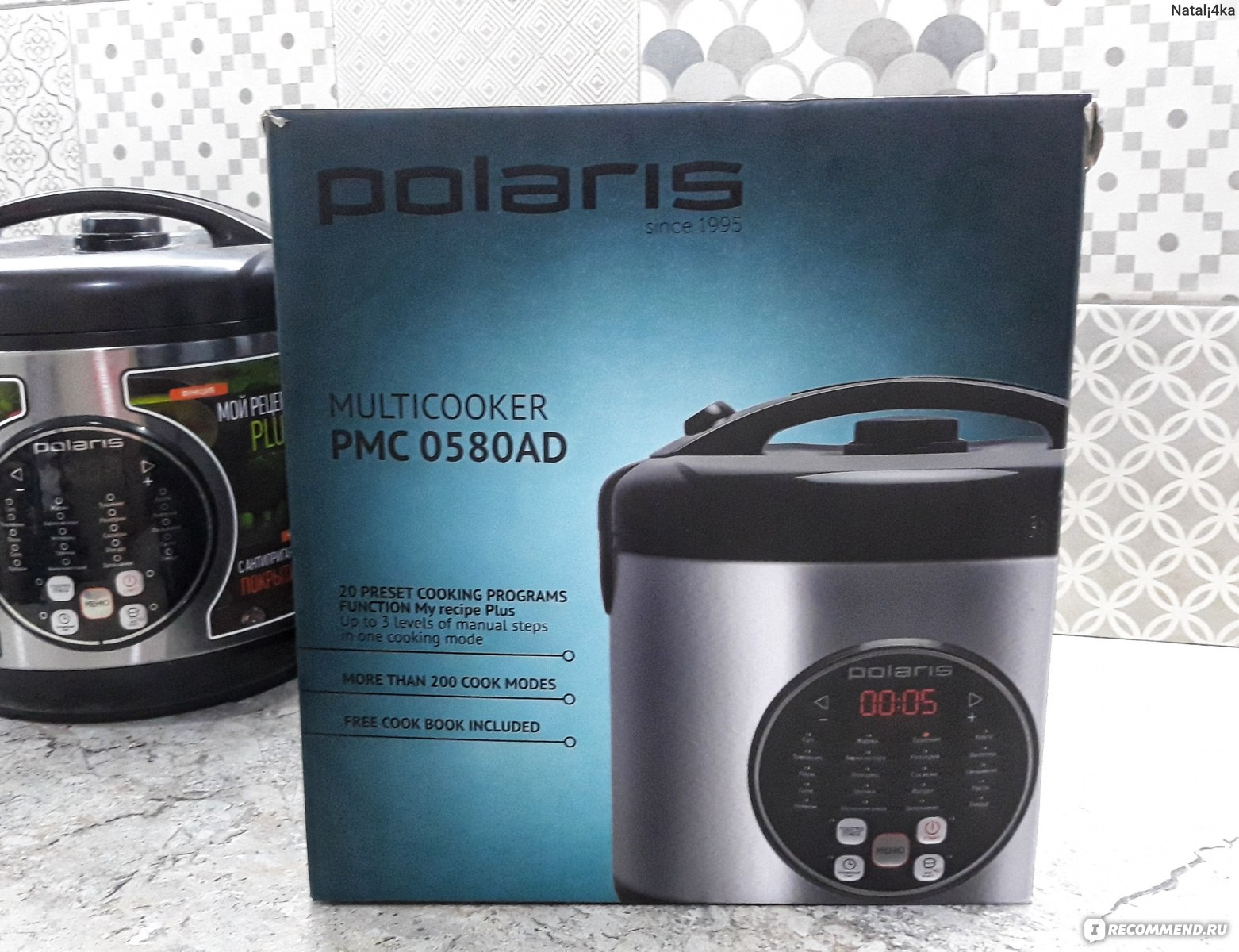 мультиварка Polaris Pmc 0580ad люблю не могу моя маленькая
