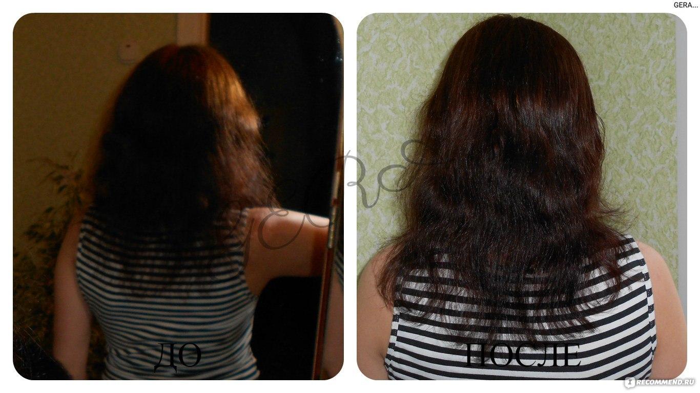 Химическая завивка волос в домашних 78