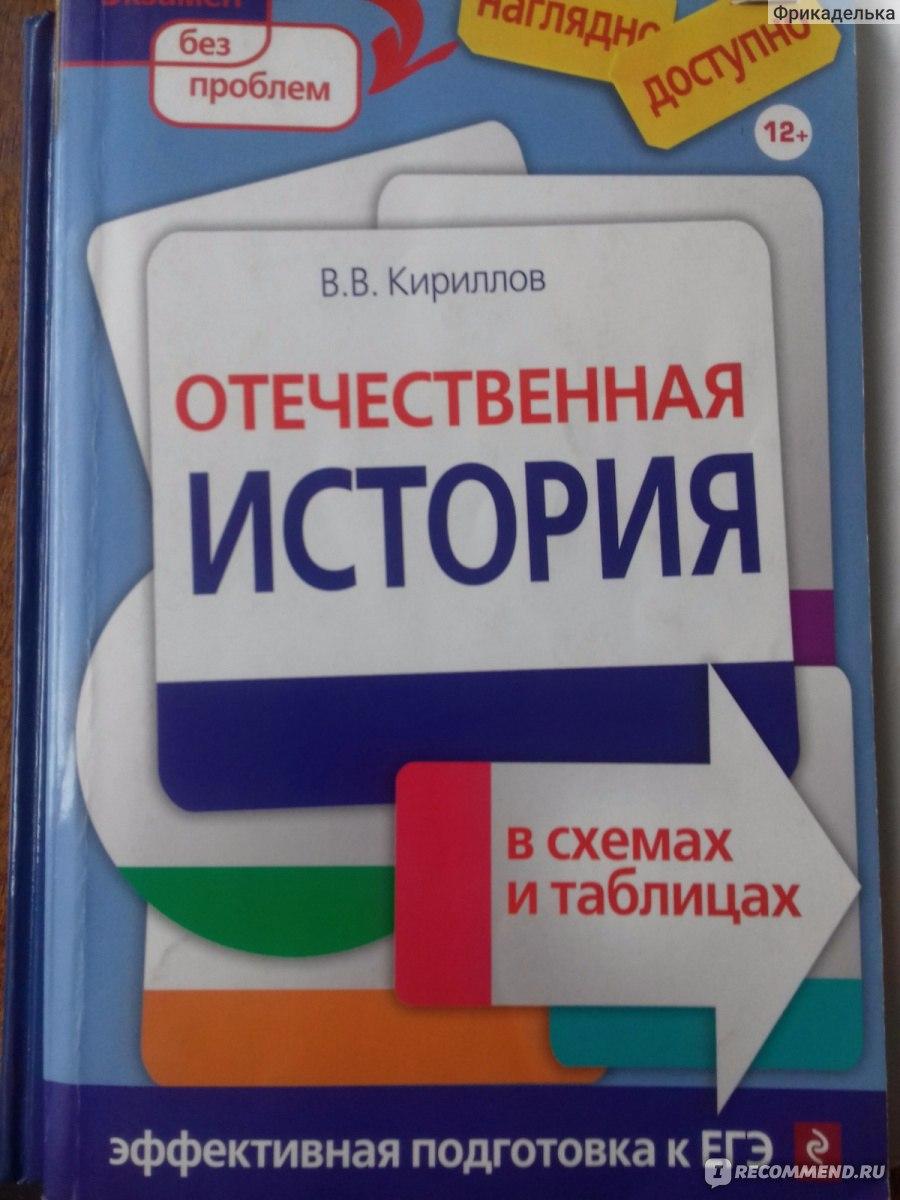 Кириллов в схемах и таблицах онлайн фото 413