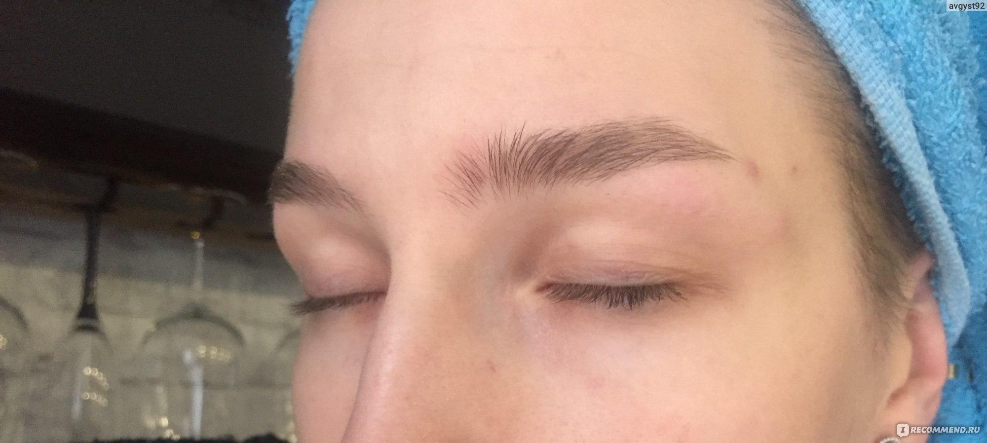 Набор теней для бровей essence eyebrow set