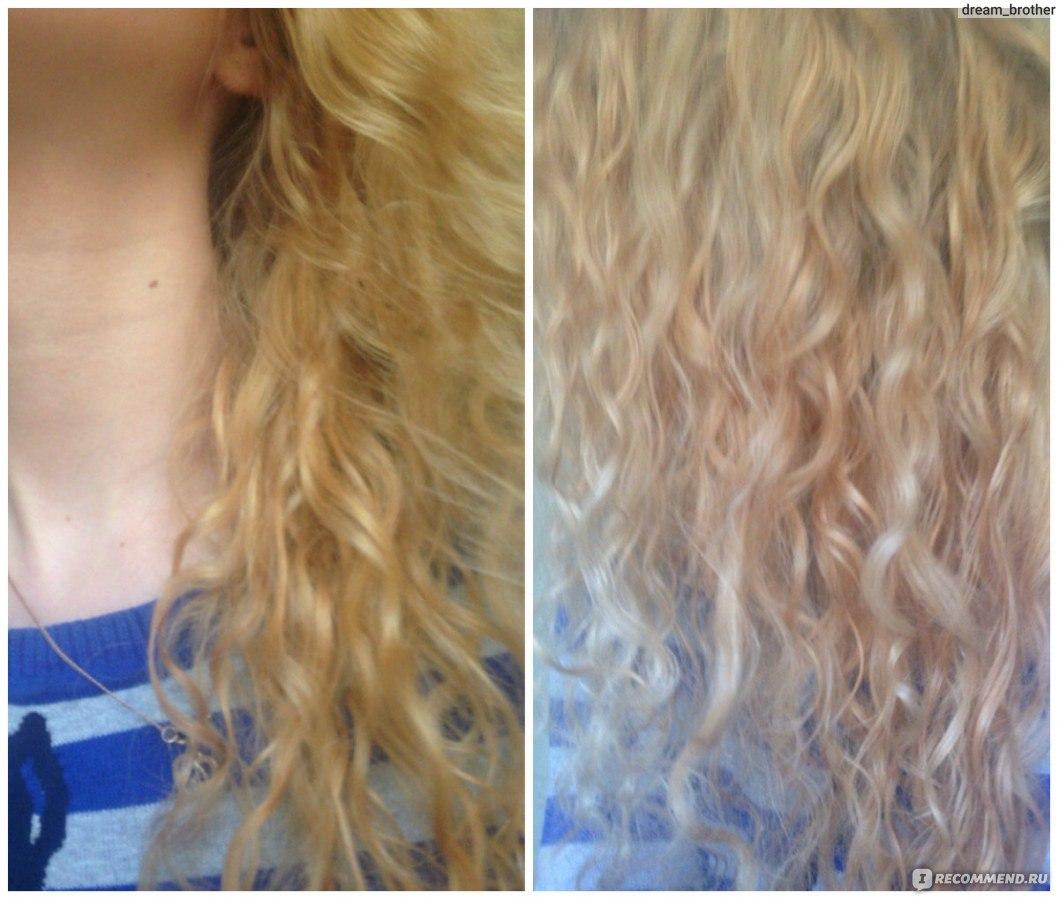 Восстановление для сухих пористых волос