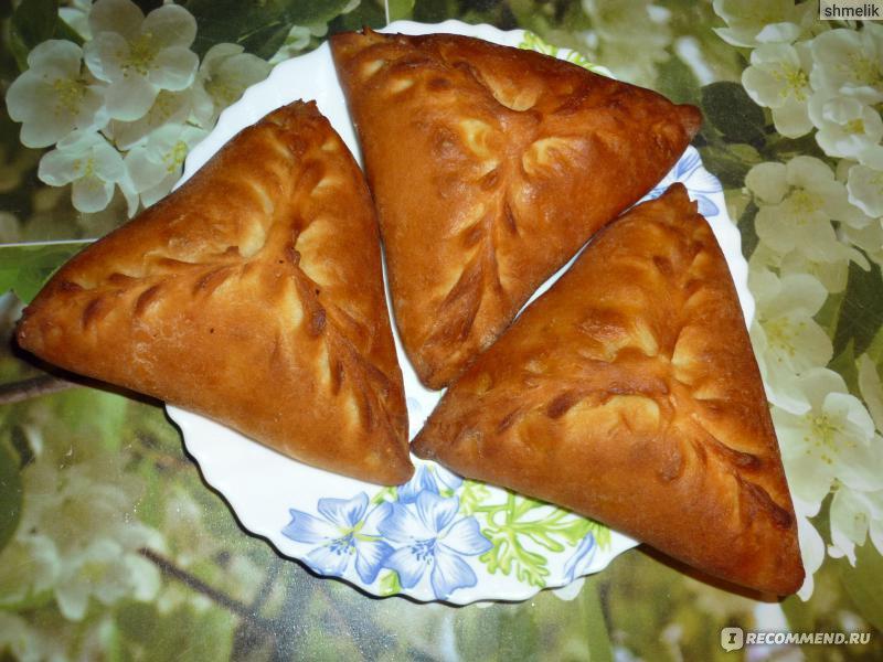 Выпечка татарская рецепт