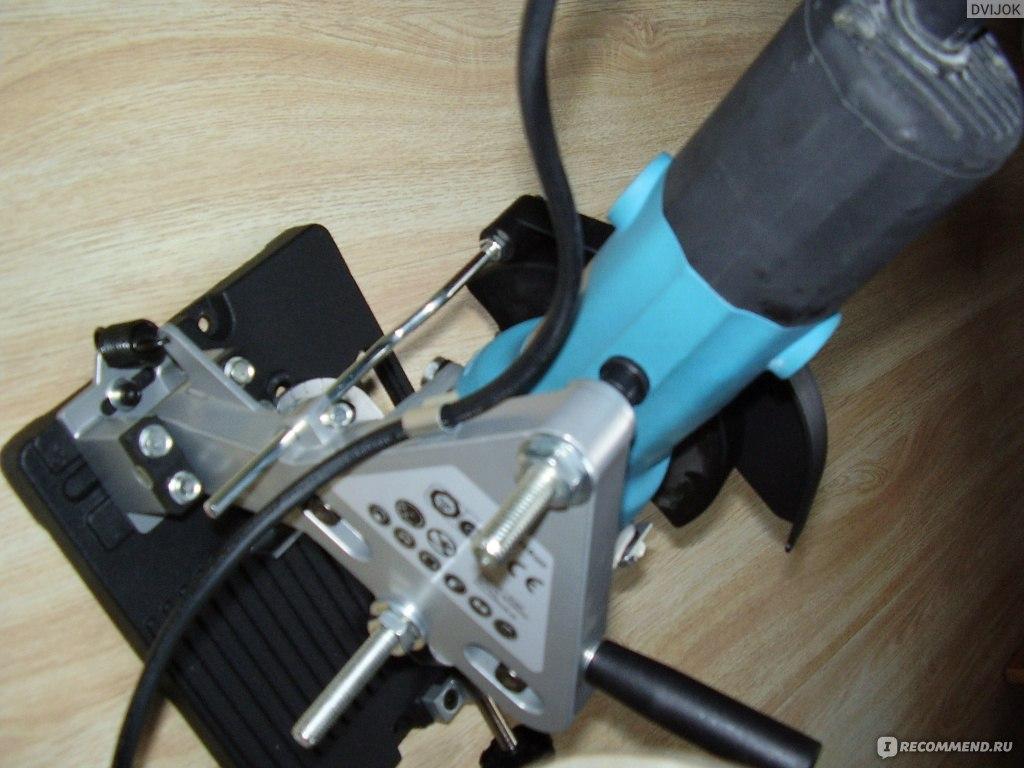 штатив для ушм 115/125 мм wolfcraft инструкция