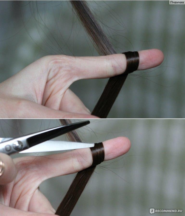 Как подстригать секущиеся кончики в домашних условиях