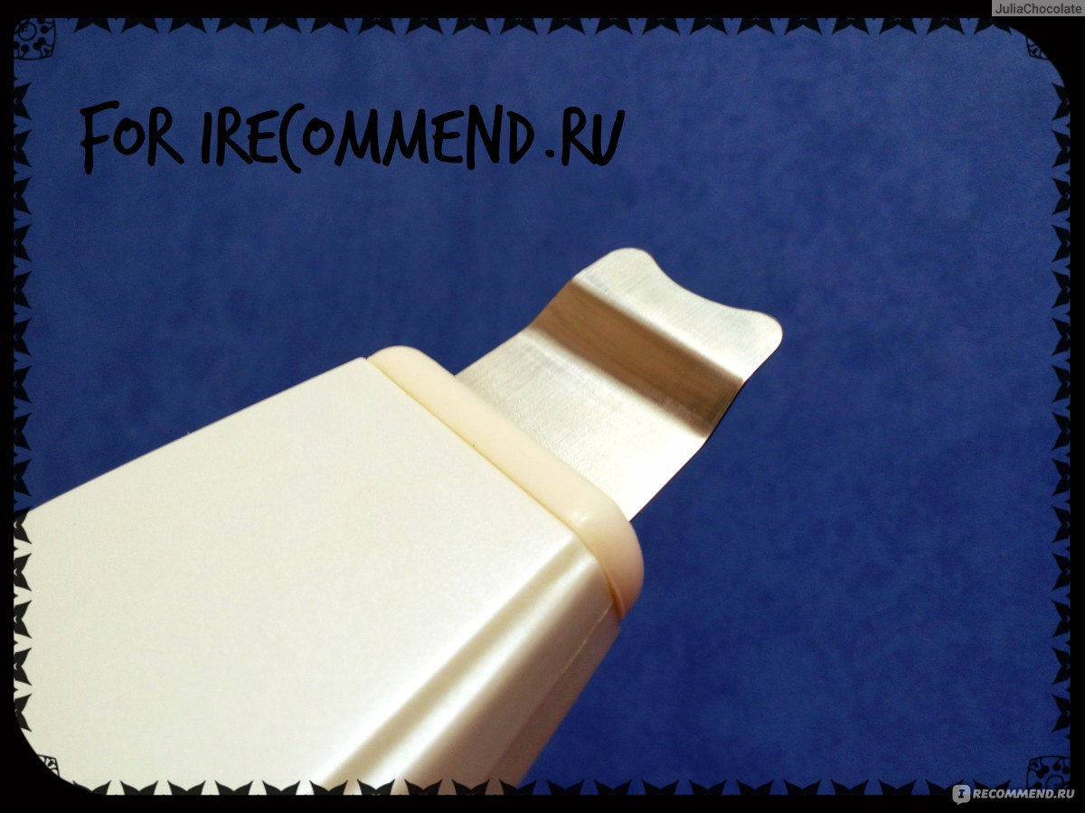 инструкция ультразвукового аппарата косметолог