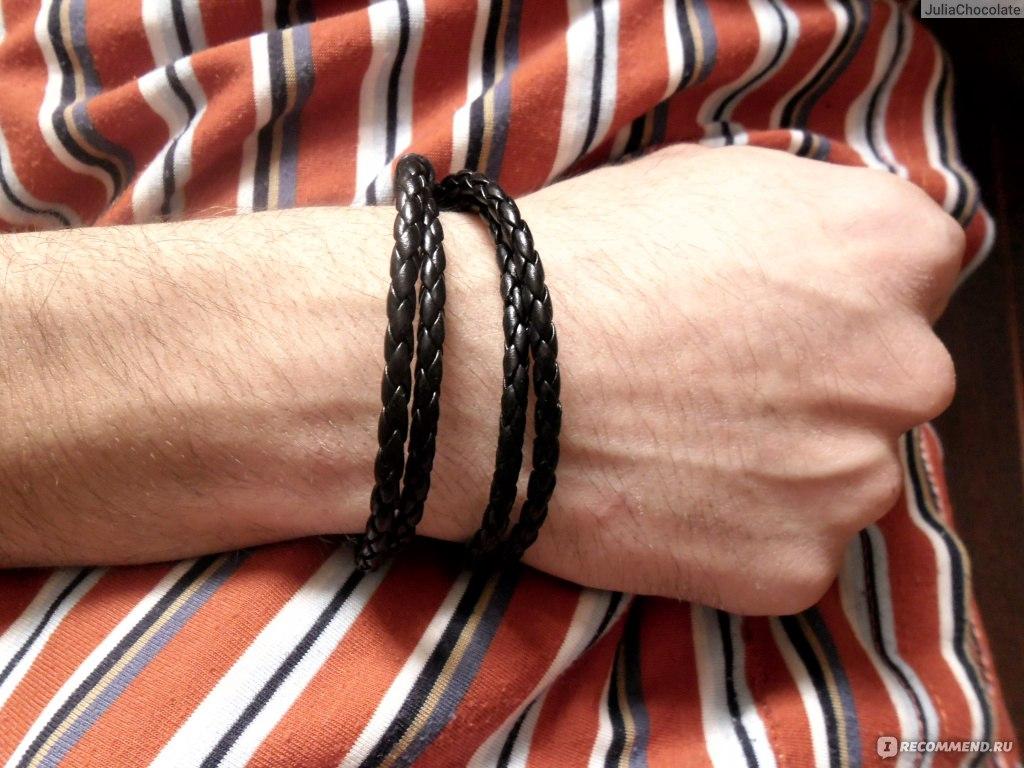 Создание мужских браслетов своими руками 60