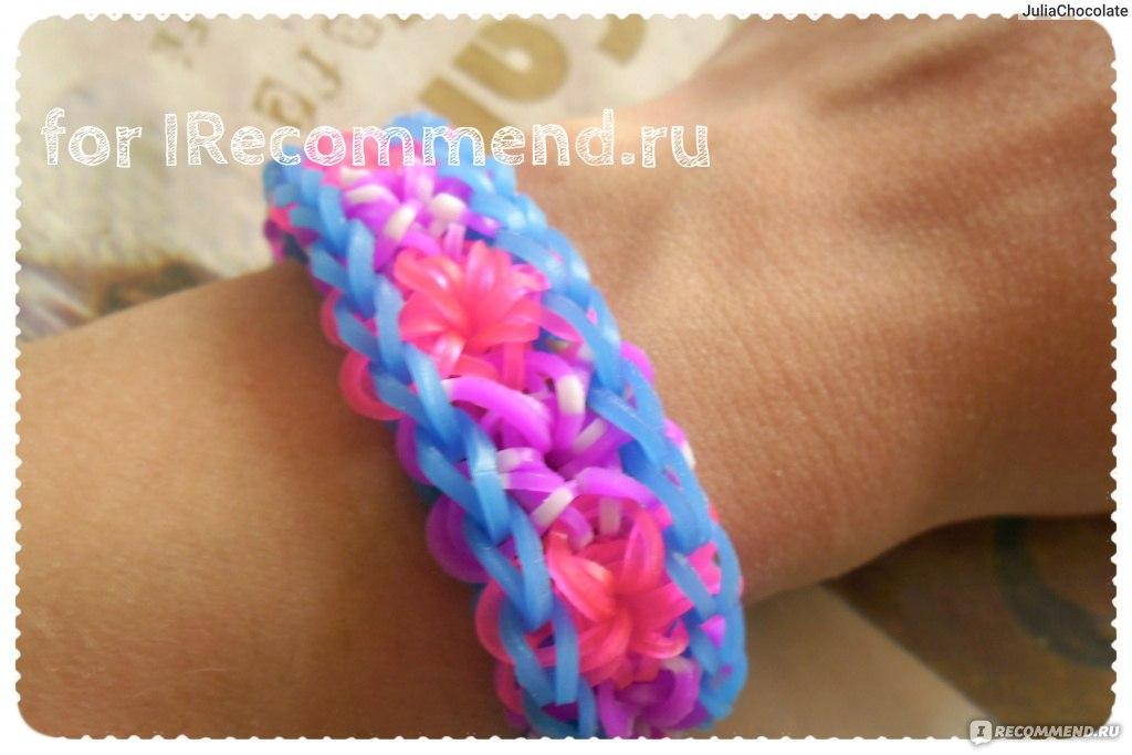 Резиночки для плетения Aliexpress Candy Colorful Loom Bands 300pc Set creative Rubber band bracelets DIY Bracelet Toys (аналог R