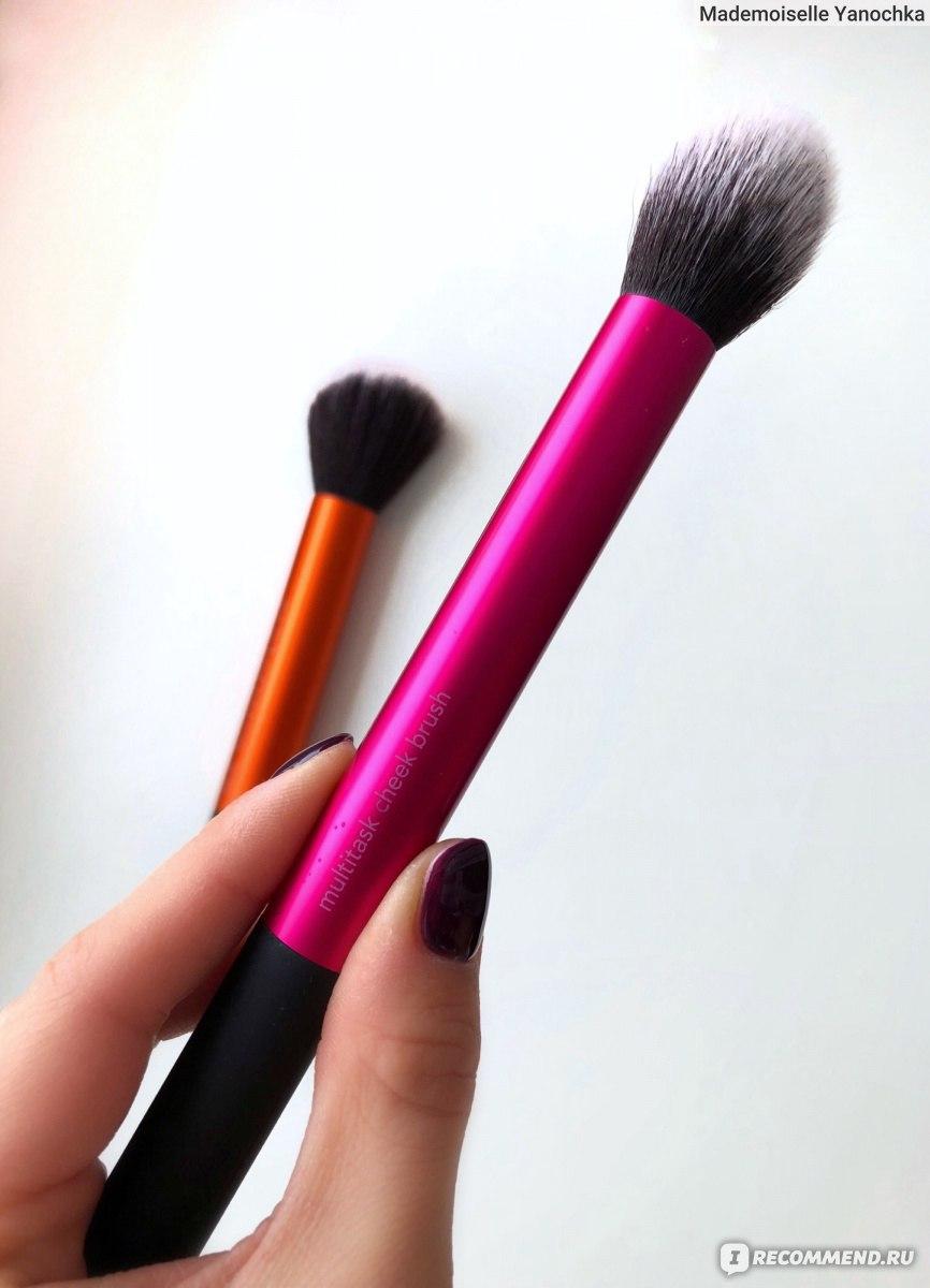 Кисточки для макияжа real techniques