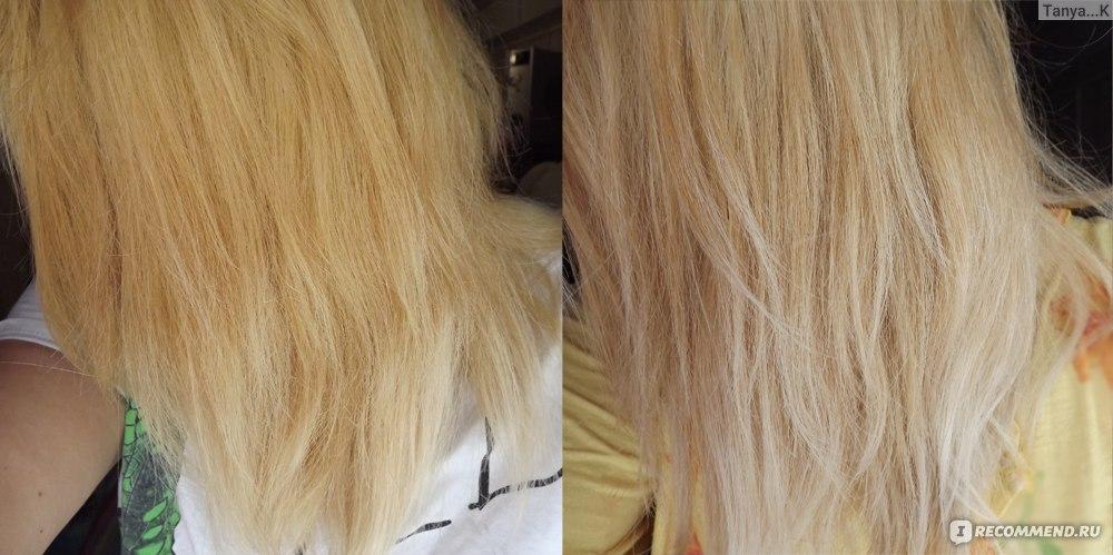 Осветление волос без красок в домашних условиях 385