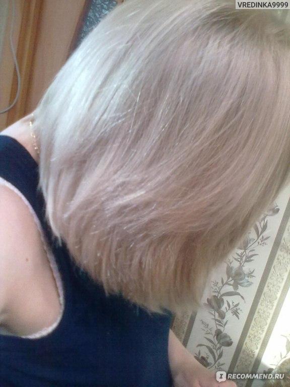 Тонирование волос эстель делюкс