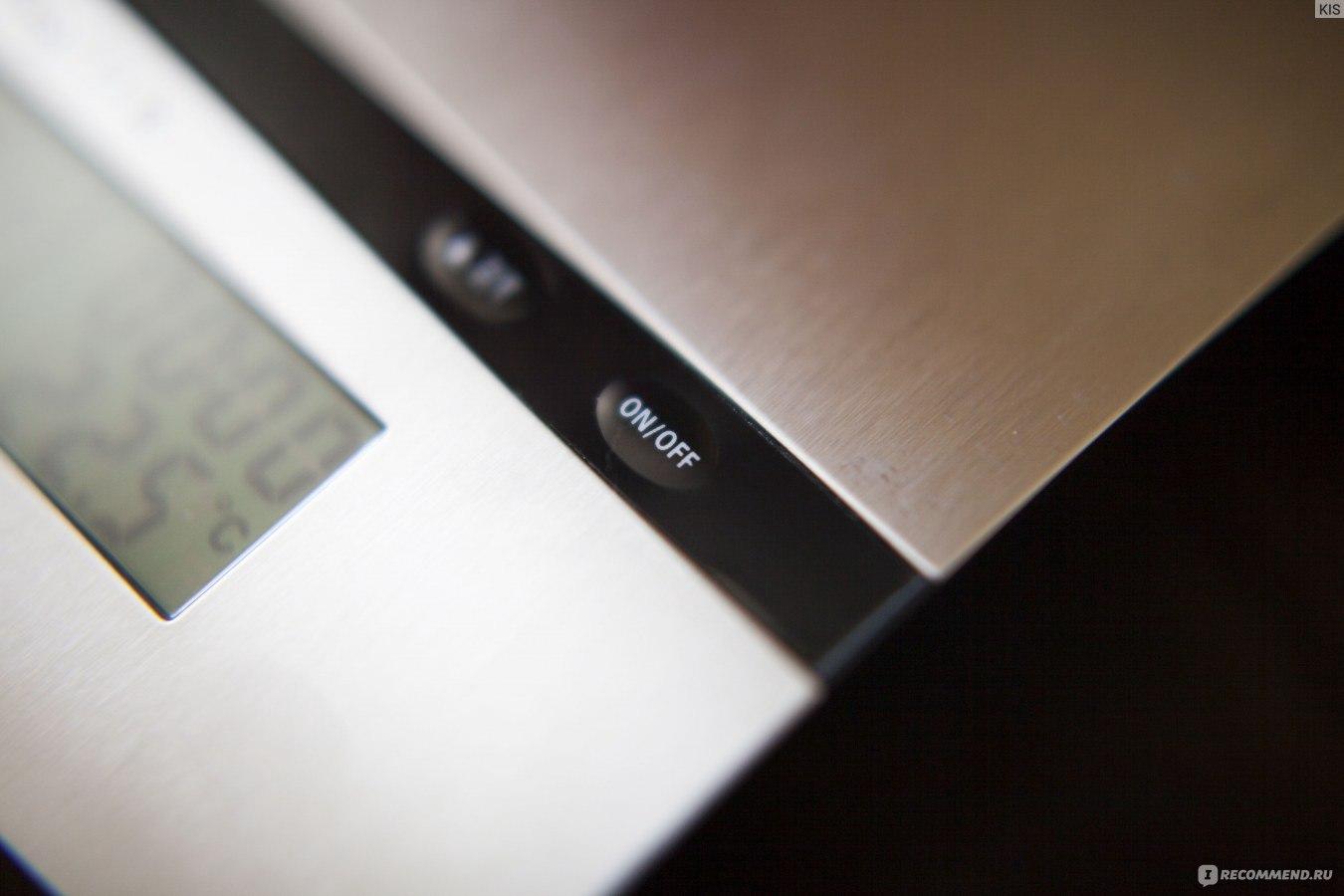 инструкция весы camry en