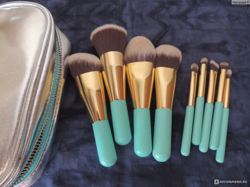 Кисти для макияжа с aliexpress