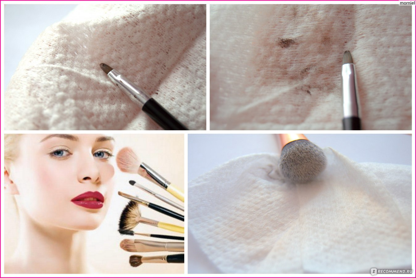 Как снимать макияж с глаз фото
