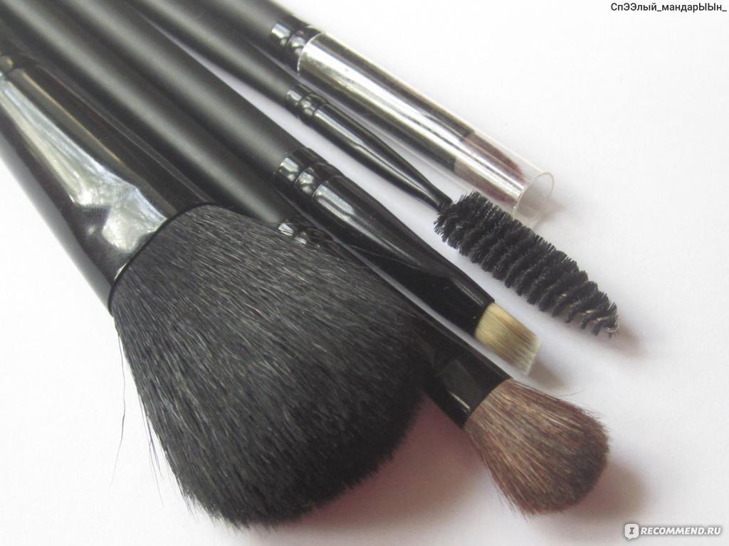 Л этуаль набор кистей для макияжа
