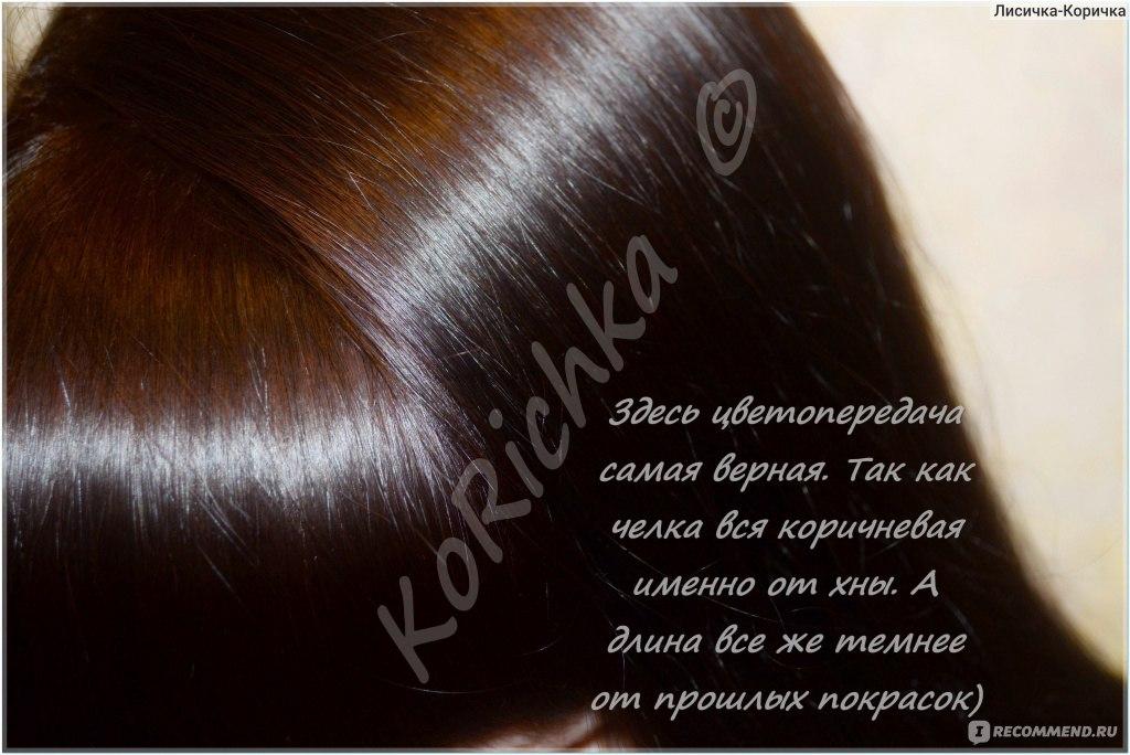 Окраска седых волос в домашних условиях