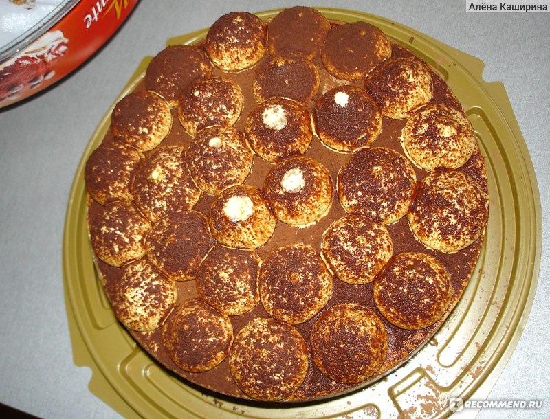 Филе бейкер торт тирамису