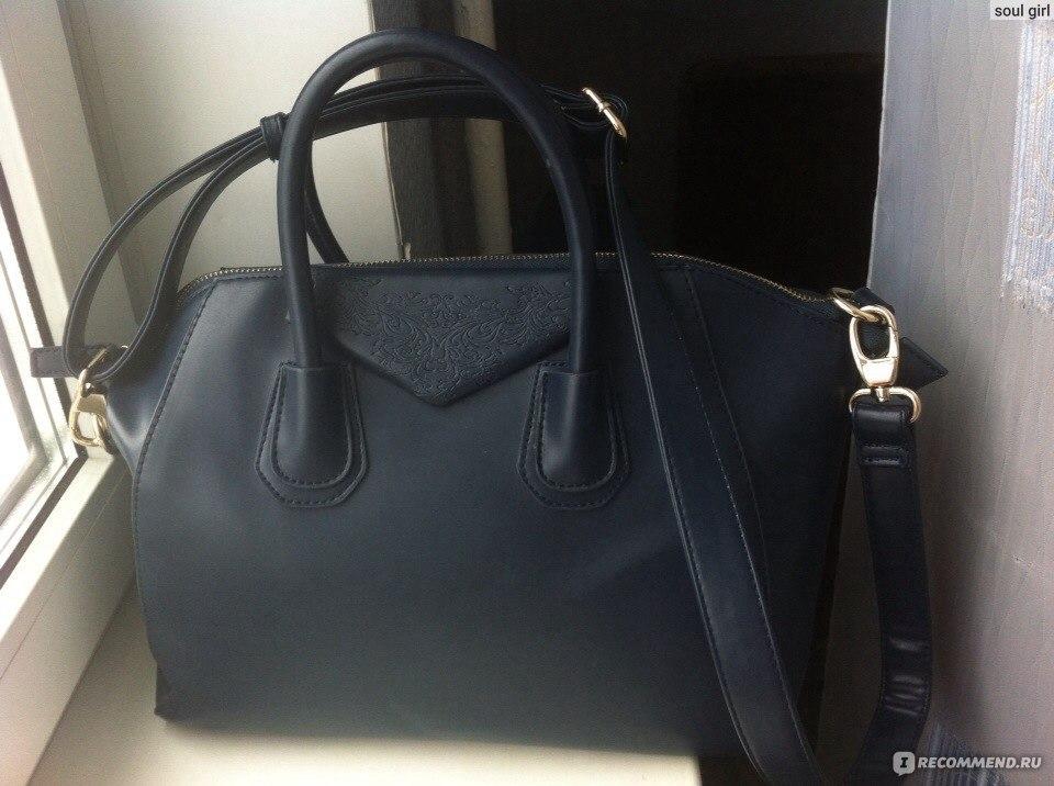 Сумка Befree женская - «Ох ты, моя ненаглядная, сумка аля-Givenchy ... 4942e08c195