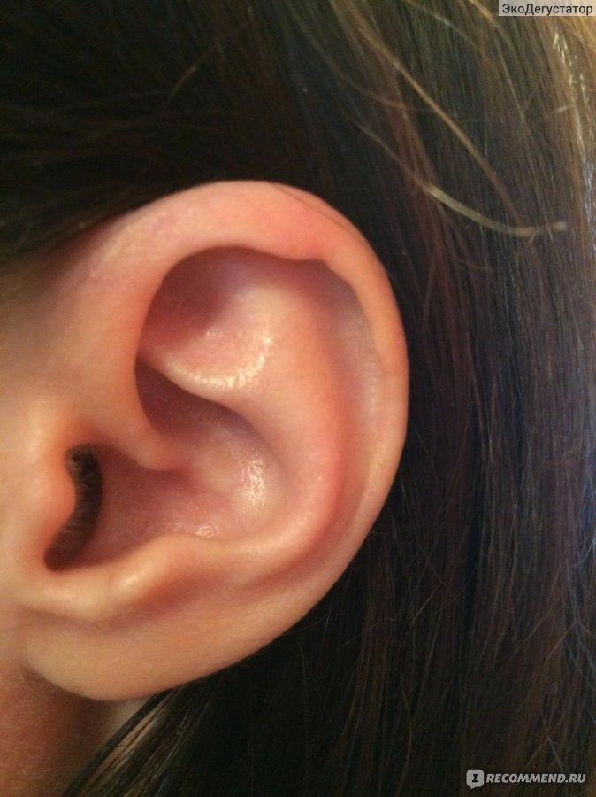 Несимметричные дырки в ушах