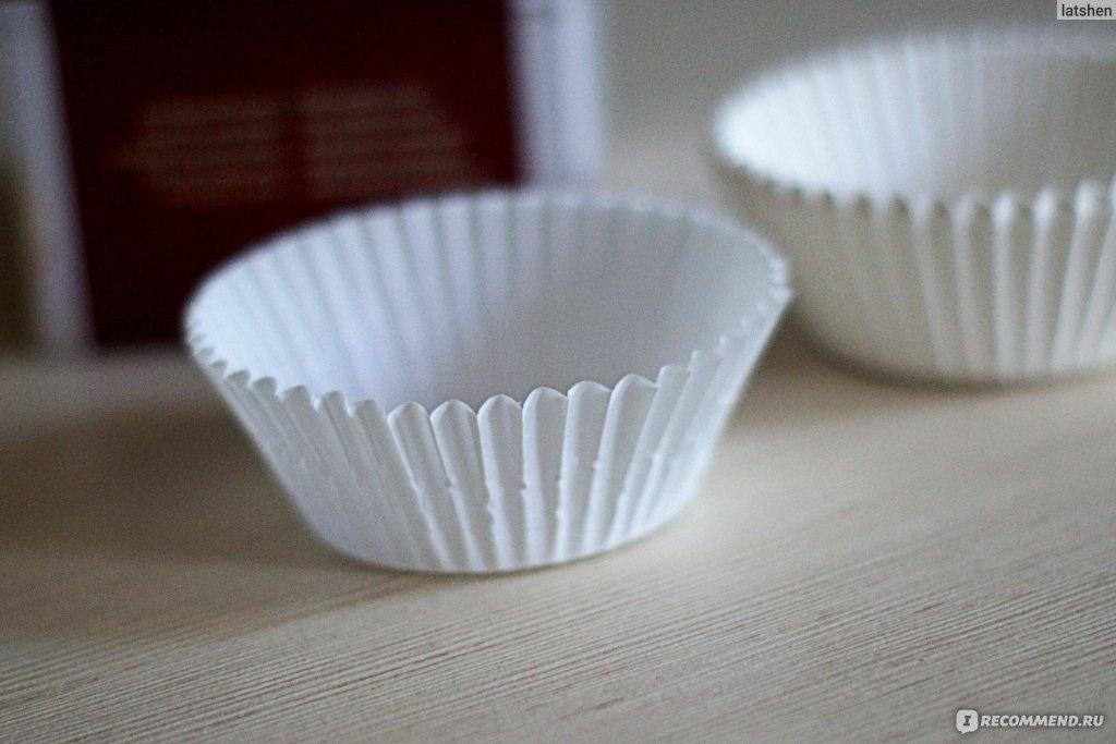 Кексы в одноразовых формочках рецепты с фото