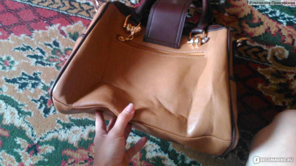 Как разгладить сумку из кожзама в домашних условиях