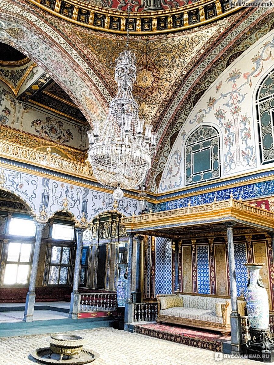 дворец топкапы фото все комнаты дворца горячих