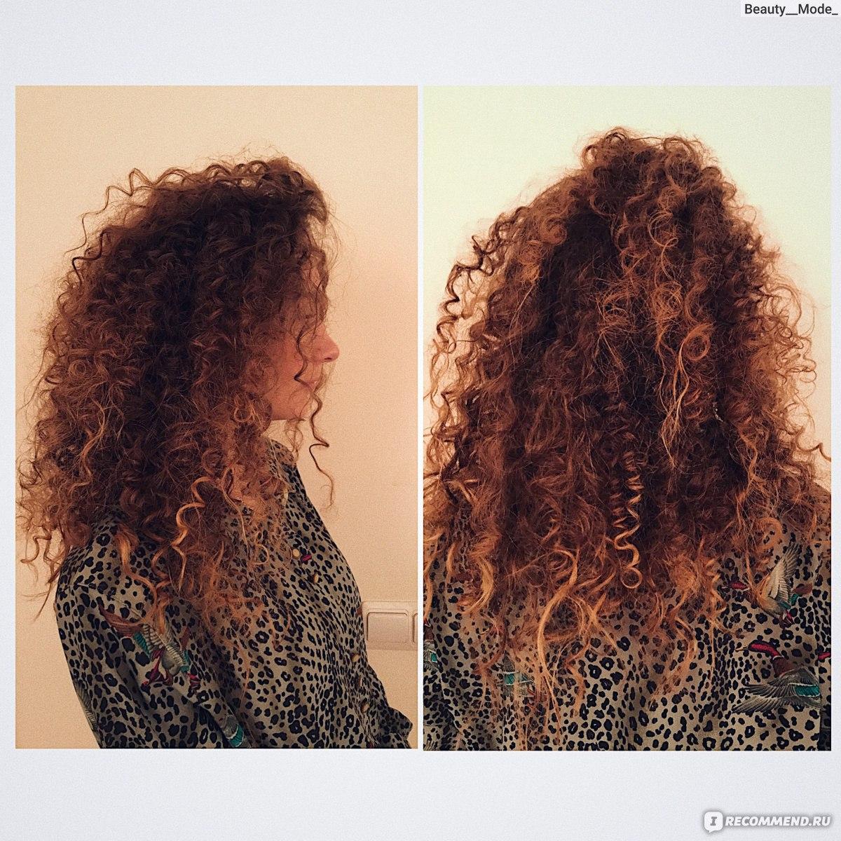 Картинка кудрявые волосы выпрямить прямые завить