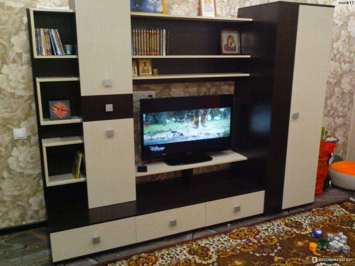 Стенка верона много мебели схема 18