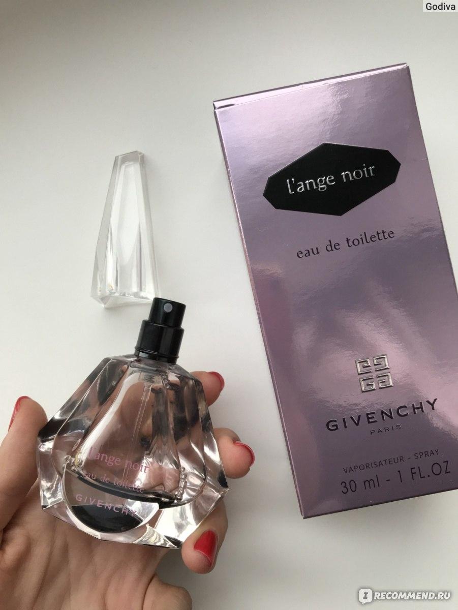 ... official photos 680e3 74a1e Givenchy Lange noir Eau de Toilette фото ... 7eac62094973e