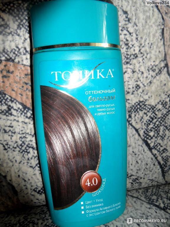 Вред тоника для волос
