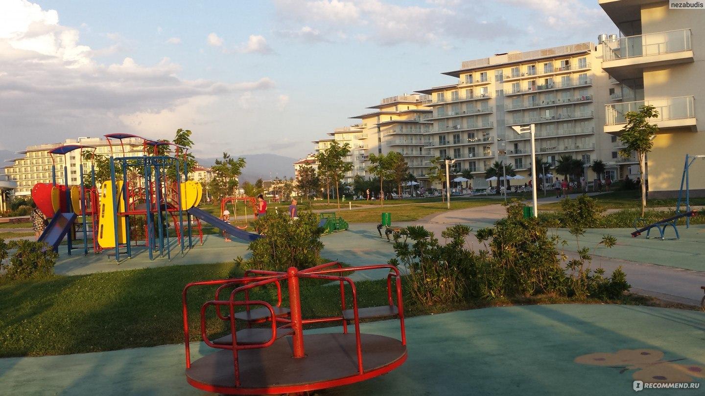 Azimut hotel sochi 3 пляж фото