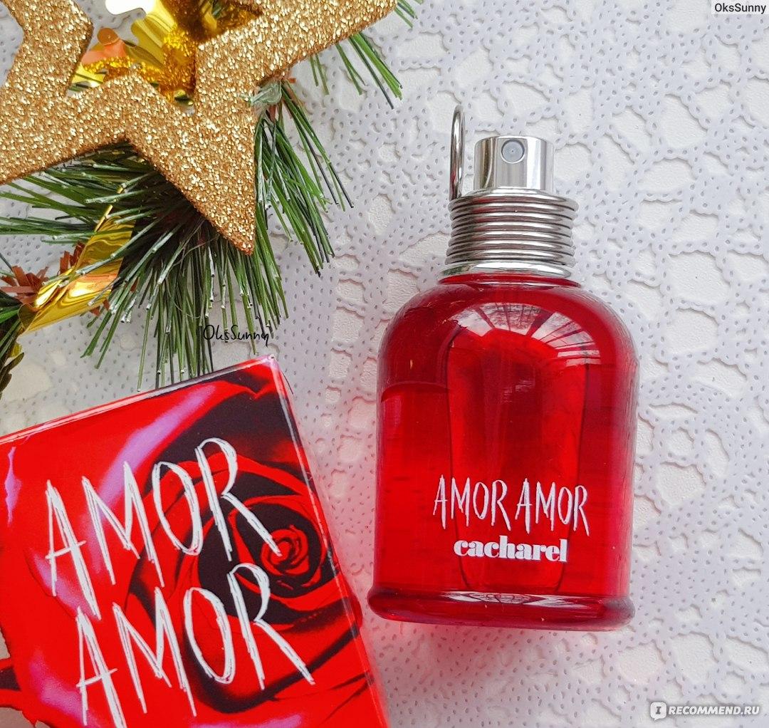d63fd977b3b Cacharel Amor Amor - «Аромат из прошлого. Оружие в борьбе за любовь ...