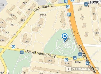 Сквер «Знаки Зодиака», Москва