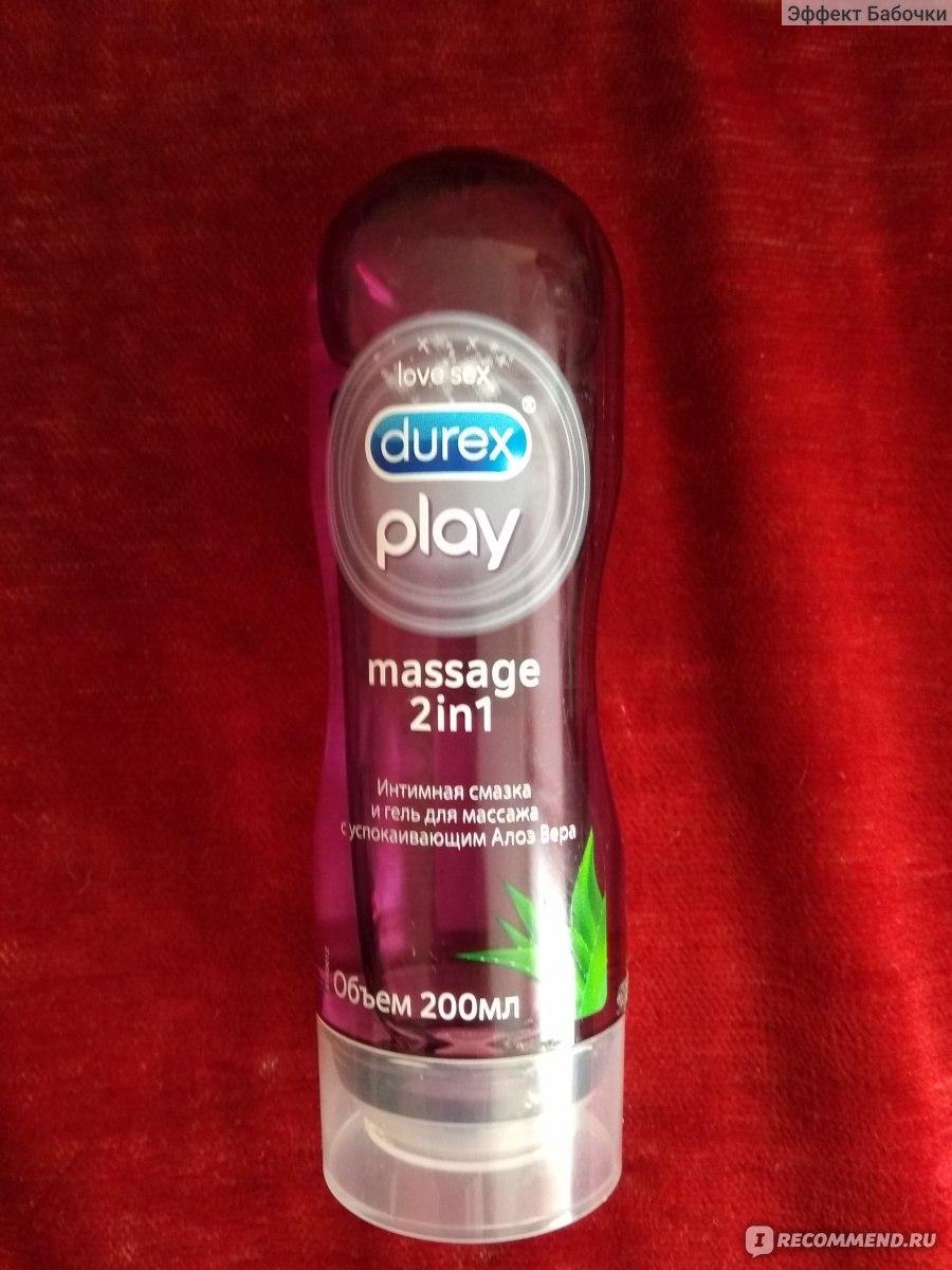 Durex Play Massage 2 In 1 Aloe Vera 2in1