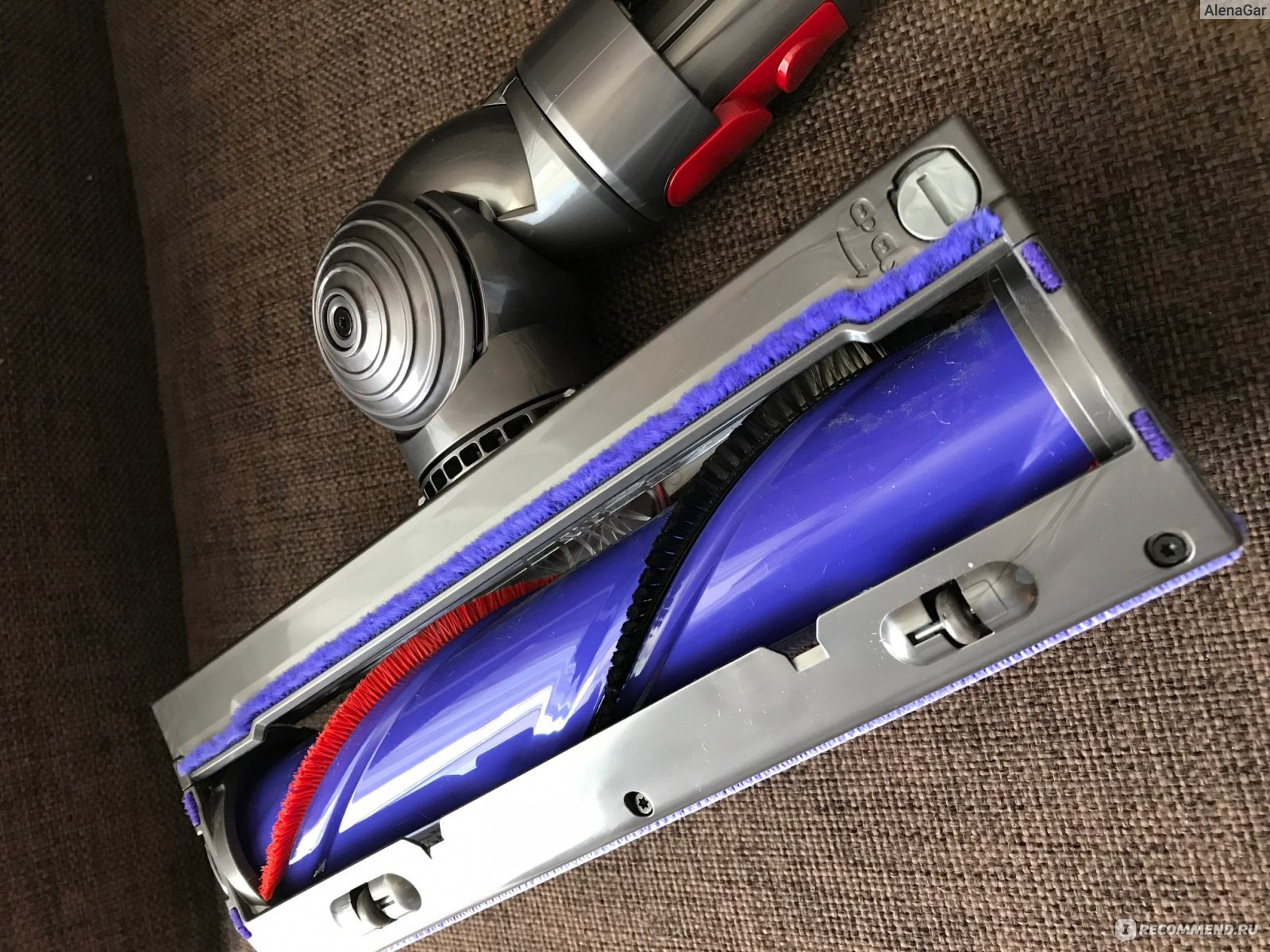 Не заряжается dyson dyson cinetic big ball animal vacuum