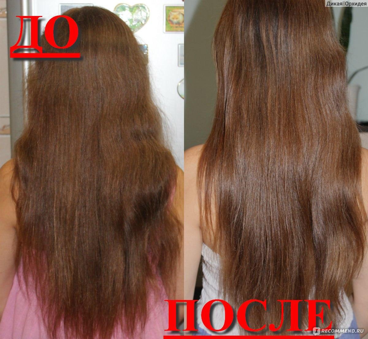 Кератиновое восстановление волос 57