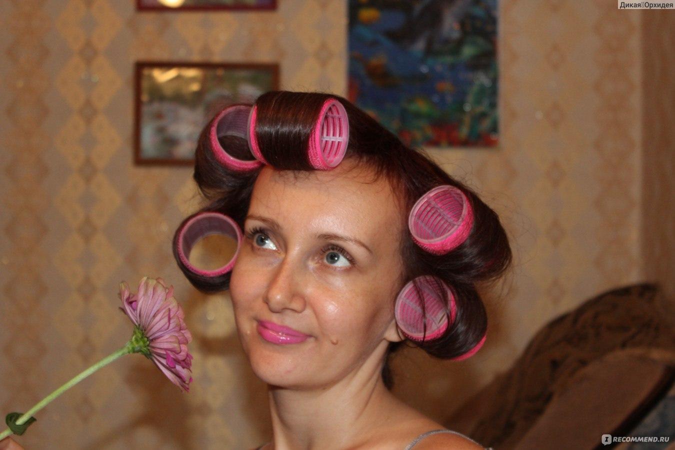 Какие бигуди не портят волосы