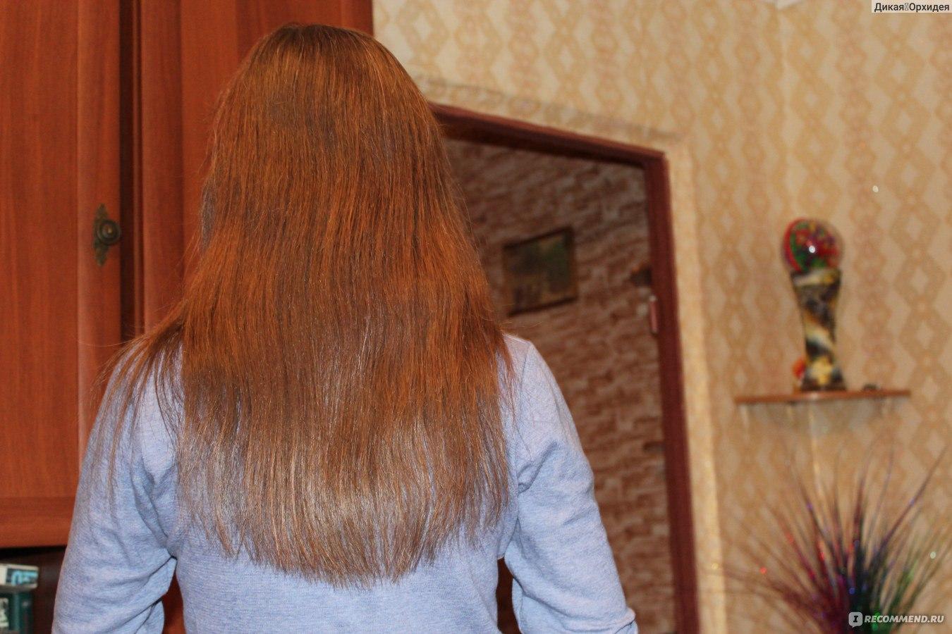 Полировка волос фото как делать